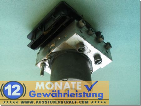 Bloc hydraulique ABS calculateur 4541R3 Citroen C4