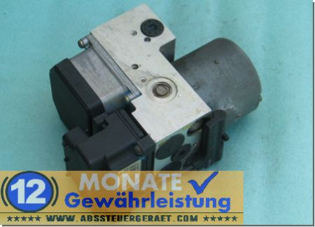 Bloc hydraulique ABS calculateur 8E0614111F Audi A4 A6 VW Passat