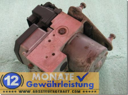 Bloc hydraulique ABS calculateur A0004461189 Mercedes Vito V-Klasse