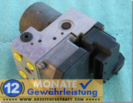 0265220668 8200178134 0273004662 ABS Hydraulikblock Renault Scenic RX4