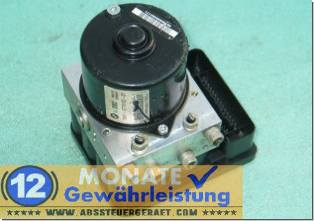 ABS/DSC Pump E87/E90/E91 BMW 3451-6778163-01 3452677816401 10.0206-0286.4 Ate 10096008343