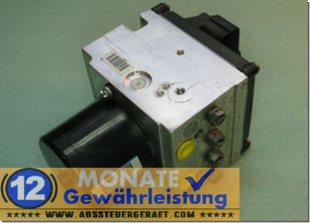 Bloc hydraulique ABS calculateur 3C0614095N BEF VW Passat B6 3C