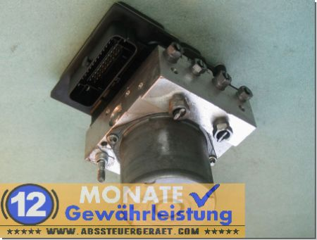 Bloc hydraulique ABS calculateur 4541QE Citroen C4 Grand Picasso