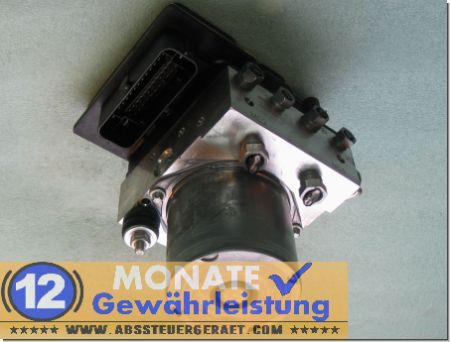 Bloc hydraulique ABS calculateur 1607510480 Peugeot 5008 3008