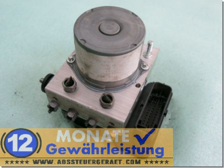 Bloc hydraulique ABS calculateur 476601698R Renault Master