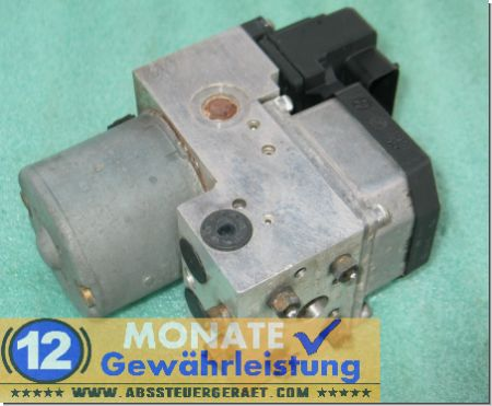 Bloc hydraulique ABS calculateur GM 9193481 Opel 530129 Vauxhall Vectra-B