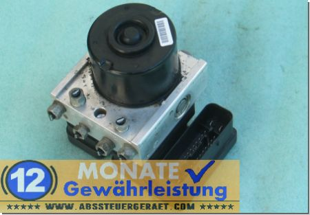 ABS Hydraulic Unit Opel 55-30-150 GM 93186371 Astra-H Zafira-B