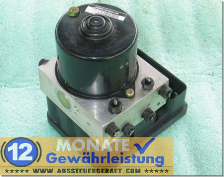 6Q0698117B 6Q0907375L ABS Pump VW Polo