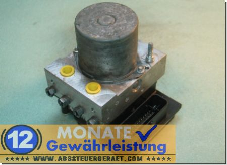Bloc hydraulique ABS calculateur 8200923489 Renault Trafic