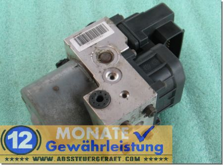 Bloque hidraulico ABS 8971730250 Isuzu Trooper