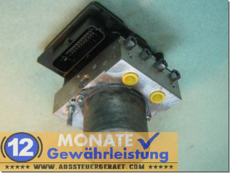 Bloc hydraulique ABS calculateur 93862451 4419919 Opel Vivaro