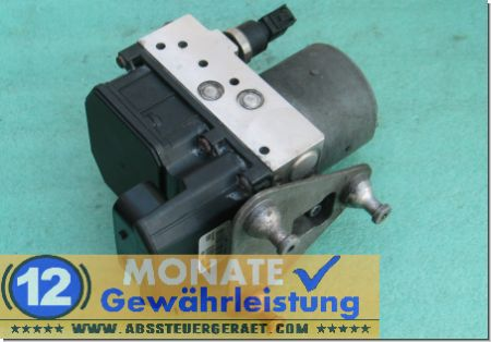 Bloc hydraulique ABS calculateur A0004466989 Mercedes Sprinter