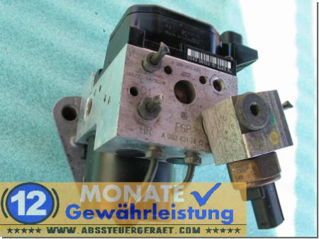 A0034317412 0265202433 0034317412 ABS Pump Mercedes W168 A-Klasse