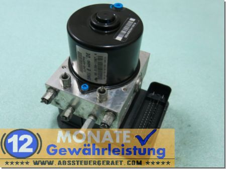 ABS Steuergerät DJY6437A0 06219019874 Ate 06210960843 Mazda 2