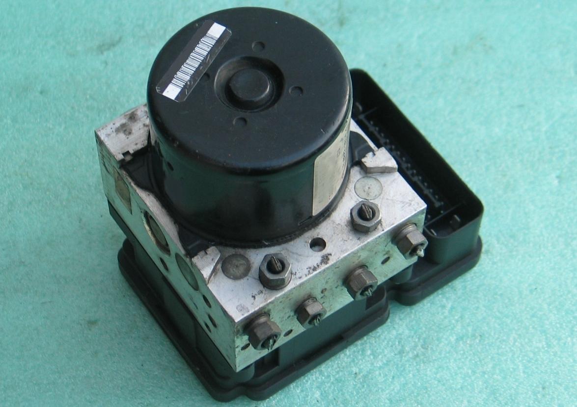Abs Hydraulic Control Unit Audi Q7 4l0614517f