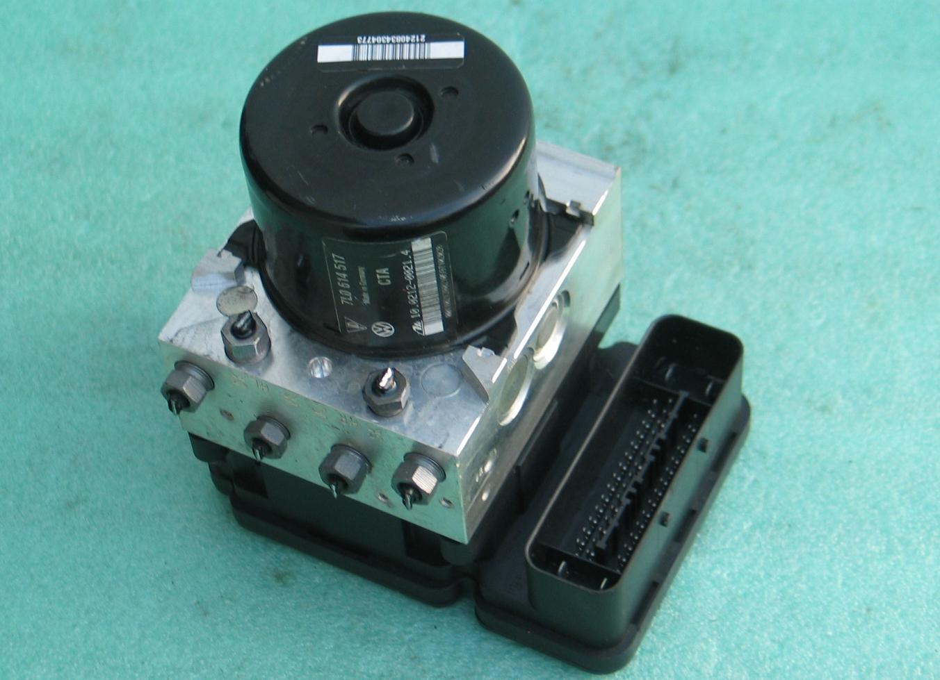 7L0907379K 7L0614517 Hydraulikblock Steuerger/ät ABS ESP