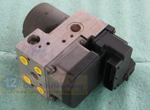 0265220544 7700430801 0273004396 Modulo ABS Renault Scenic RX4
