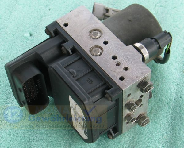 ABS Unit 44540-05010 8954105030 0-265-225-071 Bosch 0265950026 Toyota Avensis