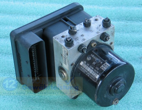 ABS Unit 1J0-614-517-K 1C0907379N 10.0206-0074.4 Ate 10096003363
