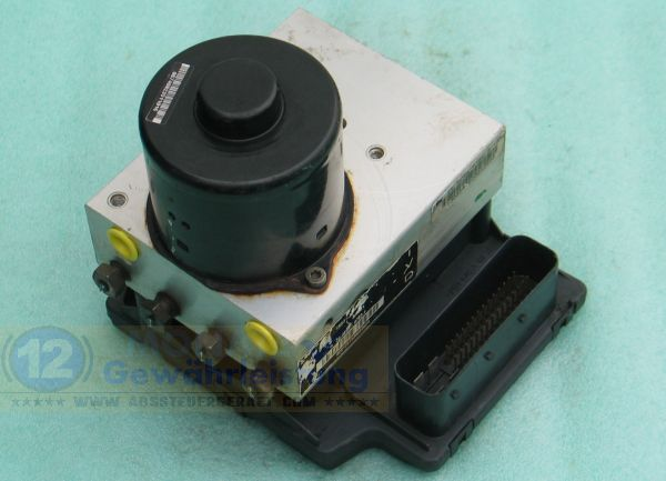 ABS Unit 1R83-2C405-AA 1W432C219DA Jaguar S-Type 25.0204-0783.4 Ate 25094602493