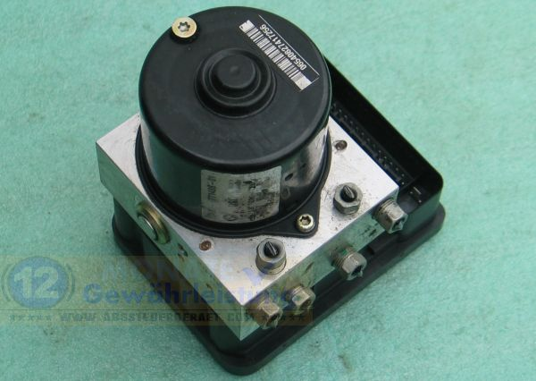 ABS/DSC Pump E91/E90/E87 BMW 3451-6771486-01 3452677148701 10.0206-0225.4 Ate 10096008313