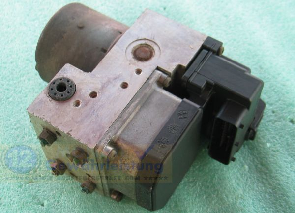 ABS Hydraulikeinheit 7701046156 Renault Scenic RX4