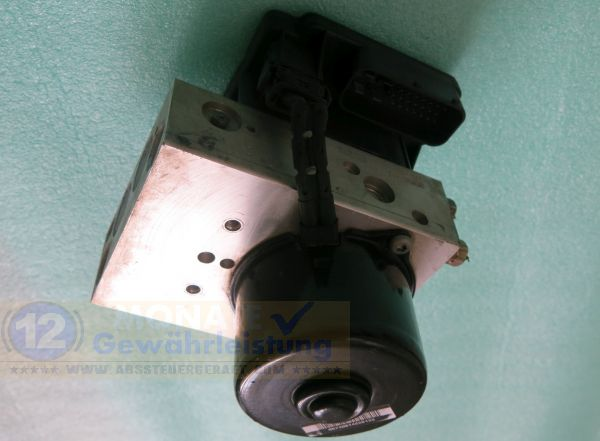 Bloc hydraulique ABS calculateur 7701206826 7701205684 Renault Master