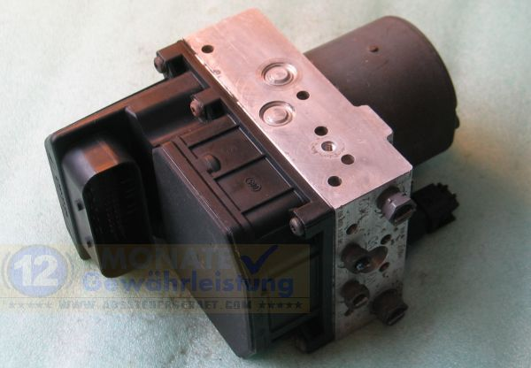 ABS Unit 96-419-753-80 9653409280 0-265-225-127 Bosch 0265950057 Citroen Xsara