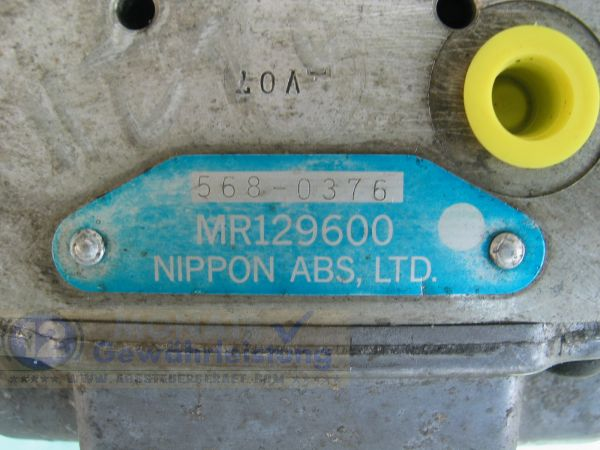ABS Hydraulic Unit MR129600 Mitsubishi Pajero Montero