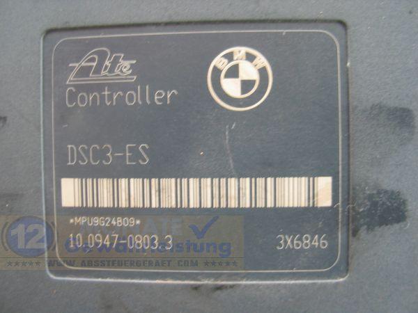 34511166082 Dsc3 Es Abs Dsc Bmw E46 Z3